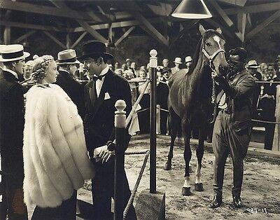 Clark Gable - Wunderbares Filmfoto der 30er Jahre