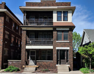 Bright & Spacious Renovated 3 Bedroom Units Across Gage Park