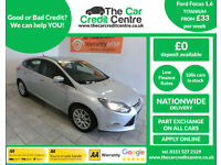 2011 Ford Focus 1.6TDCi ( 115bhp ) Titanium ***BUY FOR ONLY £33 PER WEEK***
