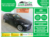 2009 BMW 320 2.0TD Touring auto SE Business Edition ***BUY FOR £36 A WEEK***
