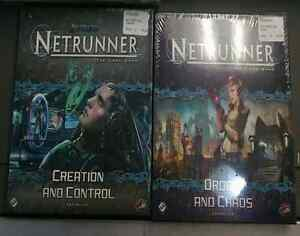 2x Cheap Netrunner Expansions - New/Sealed - Board/Card Game Kitchener / Waterloo Kitchener Area image 1