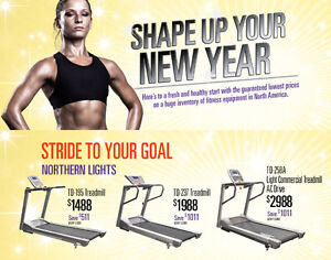 Shape Up Your New Year @ Fitness Depot