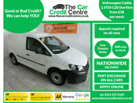 2015 VW Caddy 1.6TDI 102bhp C20 Startline ***BUY FOR ONLY £38 PER WEEK***