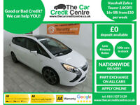 2013 Vauxhall Zafira Tourer 2.0CDTi (165bhp) SRi ***BUY FOR ONLY £50 PER WEEK***