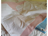 Washable Bed Protector/Pad with Tucks (kylie sheets)
