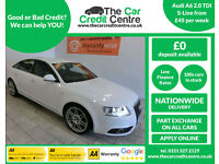 2011 Audi A6 Saloon 2.0TDI ( 170bhp ) Multitronic S Line Special Edition