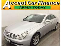 Mercedes-Benz CLS320 3.0CDi FINANCE OFFER FROM £57 PER WEEK!