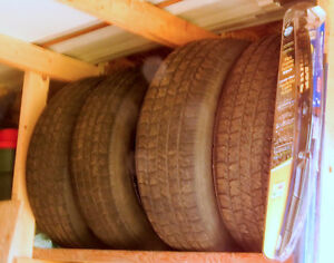 """Four 16"""" Summer Tires for sale"""