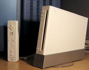 Nintendo wii for sale in great conditon!!