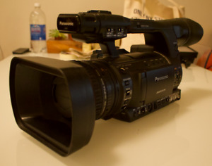 Panasonic AG-AC130AP AVCCAM HD Handheld Camcorder FOR SALE!