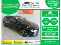 2014 Audi A4 Avant 2.0TDI 150 Avant Black Edition ***BUY FOR ONLY £72 A WEEK***