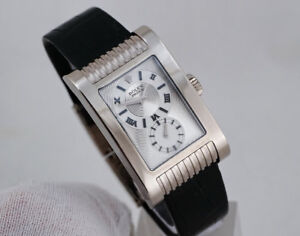 ROLEX CELLINI PRINCE 18K WHITE-GOLD REF. 5441 MEN'S MANUAL WIND