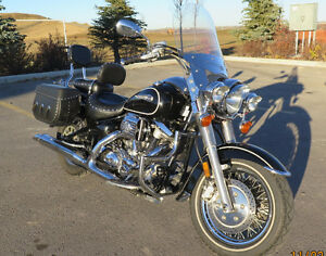 Yamaha Roadstar Midnight Silverado 1600