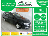2014 Skoda Octavia 2.0TDI CR ***BUY FOR ONLY £33 PER WEEK***
