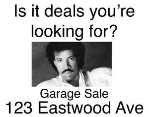 Garage Sale - Video Games, Kitchen Stuff, Baking, Camera gear