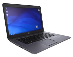 "Laptop HP EliteBook 850 i7-4600 15"" Seulement 549$"