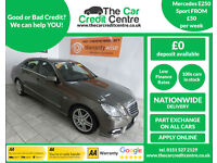 2011 Mercedes-Benz E250 Sport ***BUY FOR ONLY £50 PER WEEK***