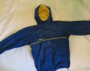 Columbia windbreaker style jacket Mens Size Medium