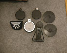 Roland TD-6V electric kit (minus hat, hat pedal and rack)