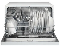 Danby Counter-top Dishwasher DDW611WLED