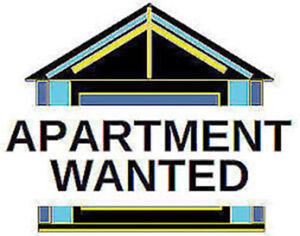Wanted: 2 Bedroom Apartment in Saint John