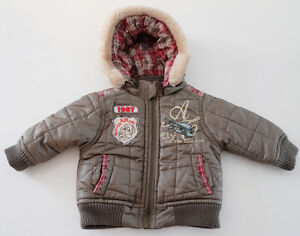 Manteau pour garçon 6 mois