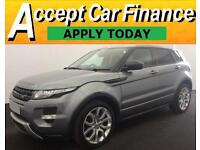 Land Rover Range Rover Evoque FROM £135 PER WEEK!