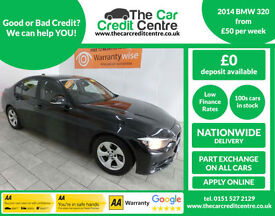 2014 BMW 320D ( 160bhp ) Automatic ***BUY FOR ONLY £50 PER WEEK***