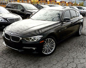 2012 BMW 328I  ACCIDENT-FREE WARRANTY ONE OWNER LUXURY PACKAGE 