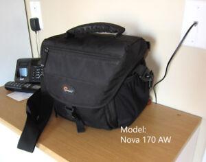 Sacoche de caméra Lowpro Nova 170 AW valise bag