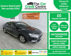 2009 Citroen C5 2.2HDi ***BUY FOR ONLY £24 PER WEEK***