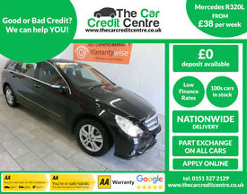 2009 Mercedes-Benz R320 3.0TD 7G-Tronic CDI Auto ***BUY FOR ONLY £38 A WEEK***