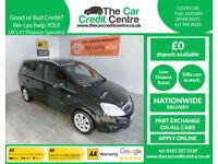 2011,Vauxhall/Zafira 1.7CDTi 16v ecoFLEX Elite***BUY FOR ONLY £31 PER WEEK***