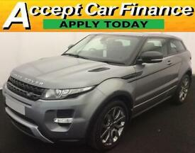 Land Rover Range Rover Evoque FROM £129 PER WEEK!