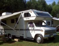 Motor Home Ford 24' Sterling