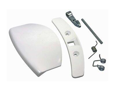 Türgriff weiß, Kit kpl. AEG 5027641600 eingesetzt in Waschmaschinen ()
