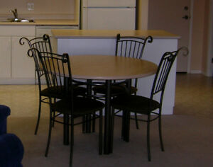 Table/Chair Set + Coffee Table