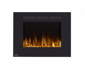 Napoleon Allure 32 Electric Wall Mount Fireplace
