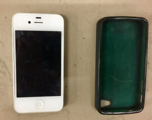 Old models: iPhone 4 and BlackBerry Bold