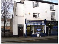3 MONTHS RENT FREE - 1st floor office space - Town centre location - MIDDLE HILLGATE, STOCKPORT