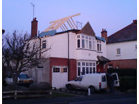 Roof repairs,re -roofs ,tiled roofs,slate roofs,flat roofs,full roofing service,guttering,lead work