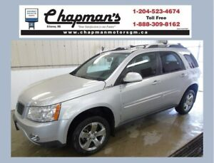 2009 Pontiac Torrent GT AWD, Sunroof, Bluetooth, Heated Front Se