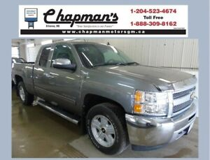 2012 Chevrolet Silverado 1500 LT Z71, 6 Tube Steps, Bluetooth