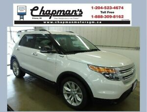 2014 Ford Explorer XLT FWD, 7 Passenger, Leather, Satellite Radi