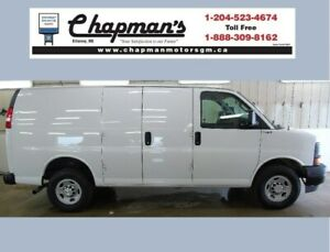 2017 Chevrolet Express 2500 Air Conditioning, Bluetooth, 16 Whee