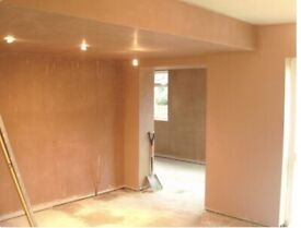PLASTERING SERVICES-