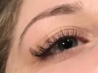 Eyelash & Russian extensions