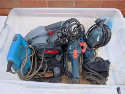 various tools Bargain lot
