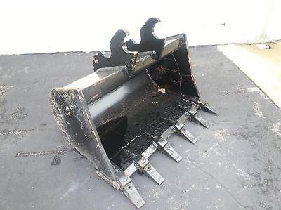 New 36 Kubota Kx40 Heavy Duty Excavator Bucket