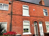 Lovely two double bedroom and loft conversion/third bedroom house. with garden.